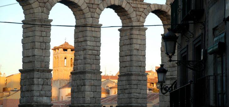 Ven a visitar Segovia: La ciudad del acueducto